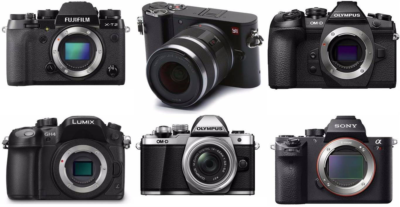Mirrorless Camera For Travel Photography