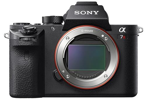 Sony Alpha a7R II Mirrorless