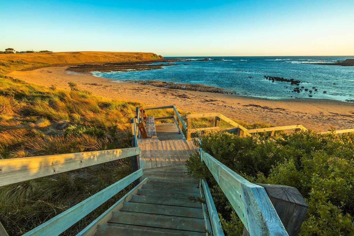 Newhaven Beach, Phillip Island