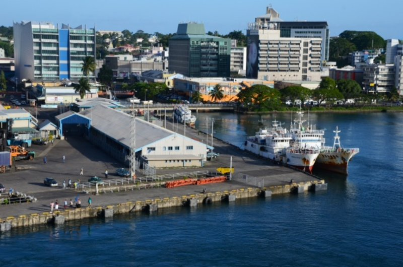 Suva, The Capital City