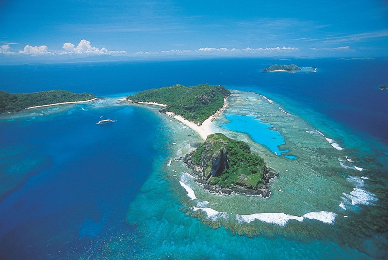 The Yasawa and Mamanucas Islands