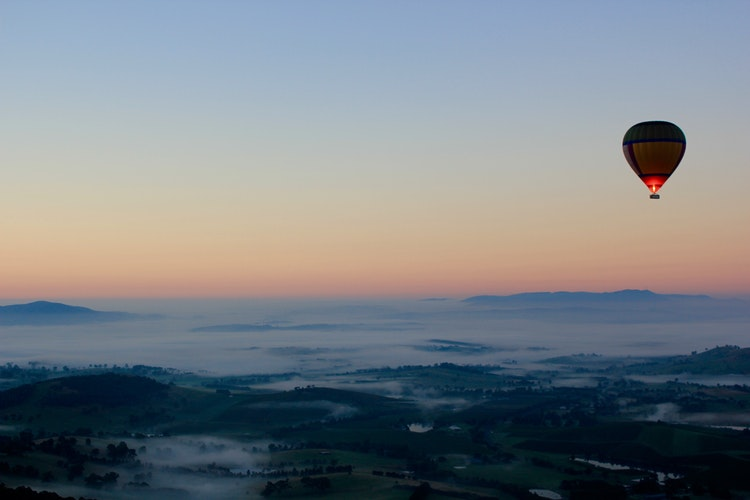Yarra Valley Global Ballooning