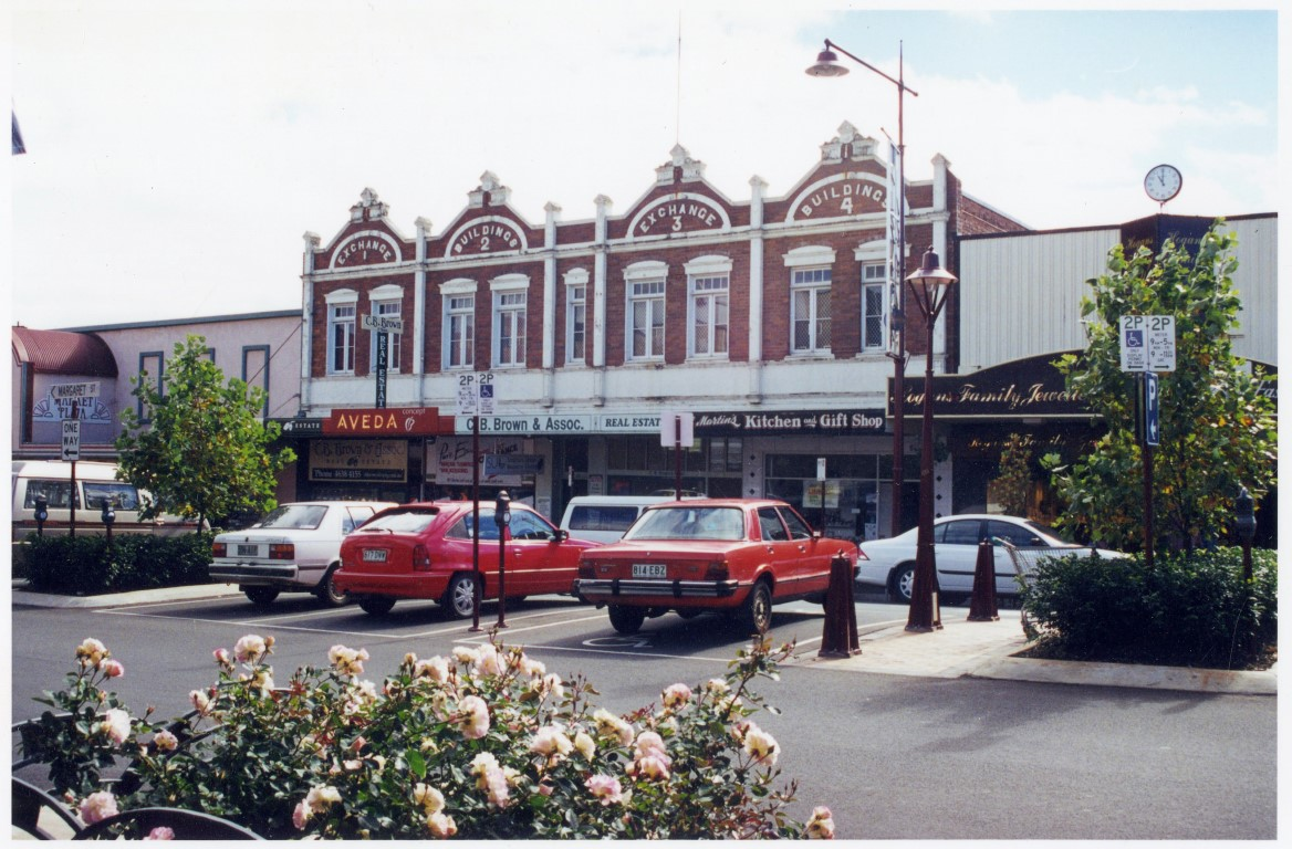 Exchange Building, Toowoomba