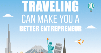 travelling for entrepreneur