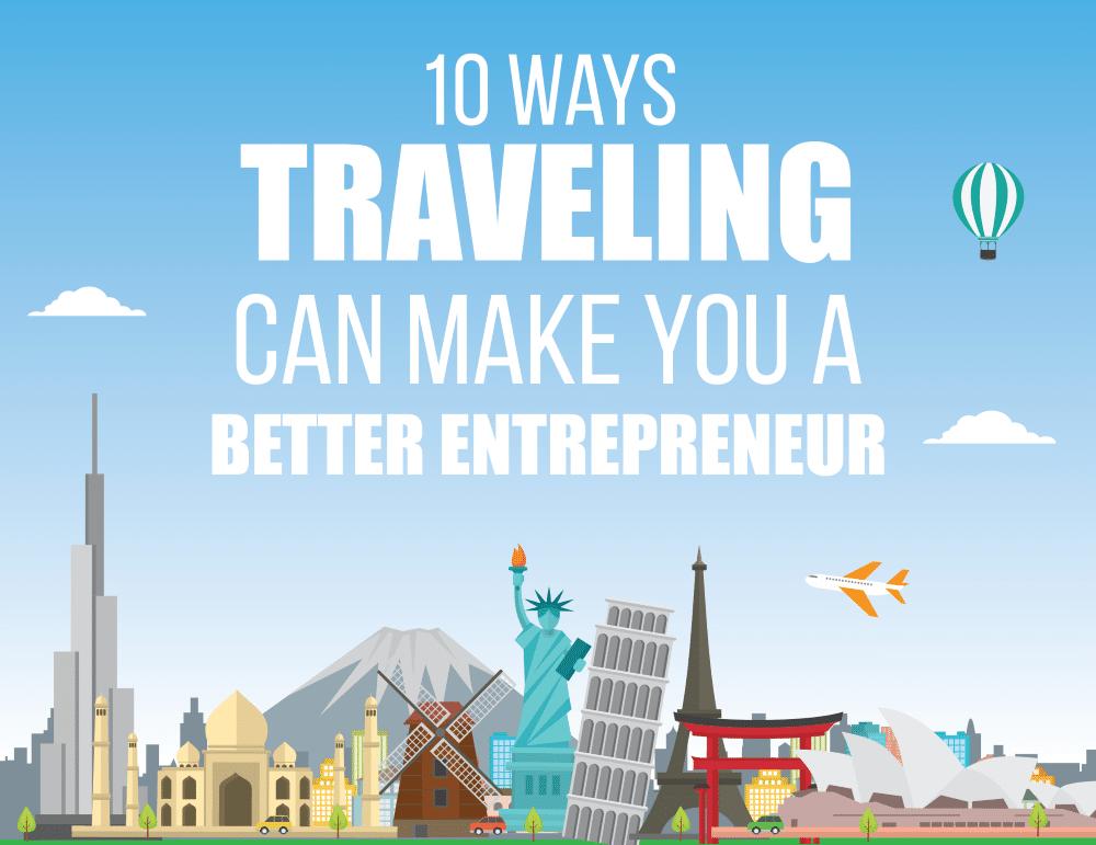 travelling for entrepreneur