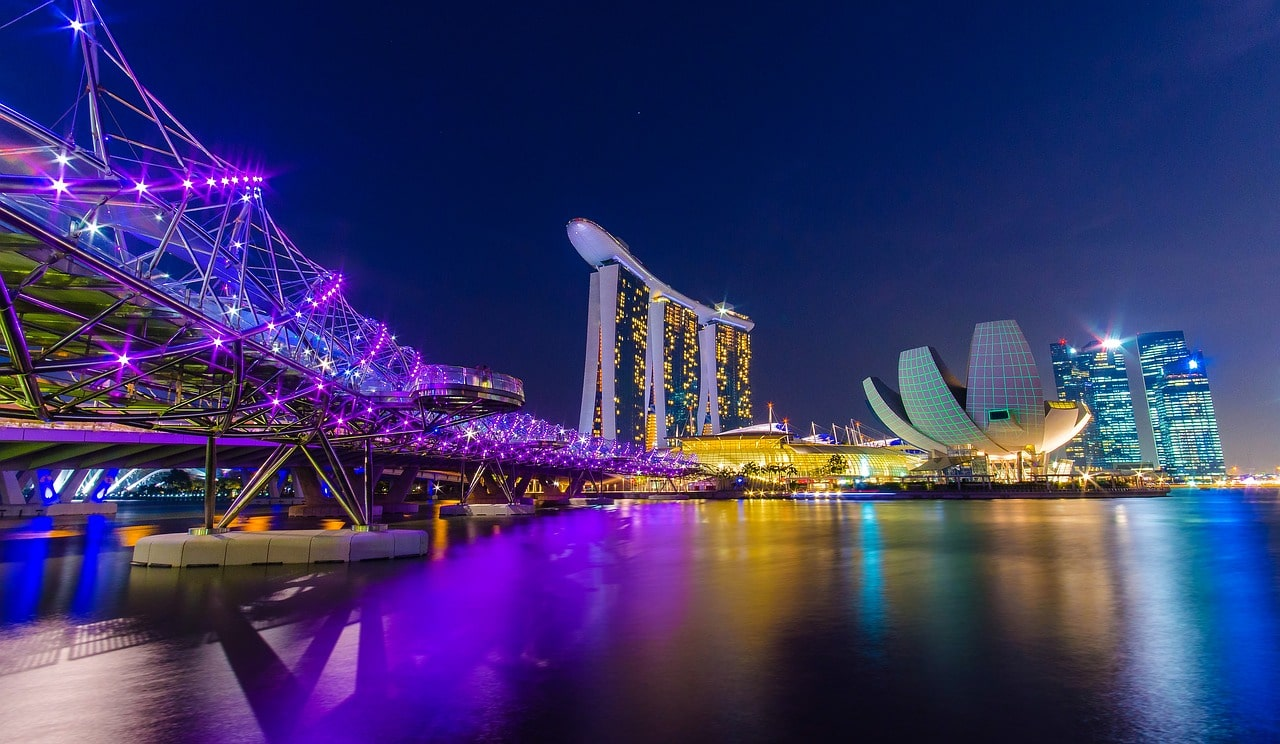 singapore business trip